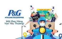 """""""Một đơn hàng, Vạn yêu thương"""" - Chương trình hỗ trợ shipper từ P&G Việt Nam"""