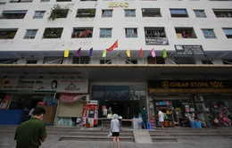 Hà Nội khẩn tìm người từng ở, đi qua khu vực tòa nhà HH4C Linh Đàm