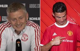 HLV Solskjaer xác nhận Ronaldo sẽ ra sân trận gặp Newcastle