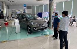 Thị trường ô tô Việt Nam sụt giảm kỷ lục trong lịch sử vì COVID-19