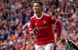 Ronaldo có pha bứt tốc lên đến 32,5 km/h để ghi bàn