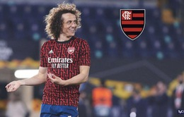 David Luiz trở về Brazil chơi bóng