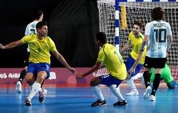 ĐT futsal Brazil mạnh như thế nào?