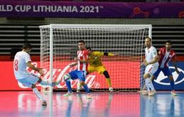 KT | ĐT futsal Paraguay 0-4 ĐT futsal Tây Ban Nha: Chiến thắng thuyết phục