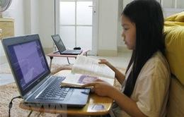 Sóng và máy tính cho em: 8 địa phương đầu tiên được hỗ trợ máy tính và miễn phí dung lượng Internet