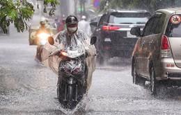 Bắc Bộ mưa rải rác, Tây Nguyên và Nam Bộ mưa lớn diện rộng