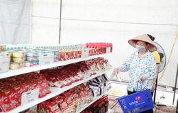 Chuỗi siêu thị 0 đồng hỗ trợ người khó khăn tại Hà Nội