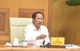 Phó Thủ tướng Lê Văn Thành: Đảm bảo đủ vật liệu xây dựng, không lùi tiến độ cao tốc Bắc - Nam