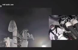 """SpaceX đưa phi hành đoàn """"dân sự"""" đầu tiên vào vũ trụ"""