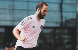 Gonzalo Higuain xác nhận thời điểm giải nghệ