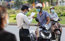 Phú Yên cấp giấy đi đường có QR code từ hôm nay
