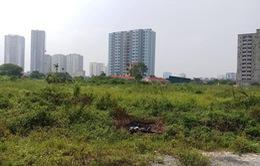 Hà Nội thu hồi đất đối với các dự án yếu kém về năng lực tài chính