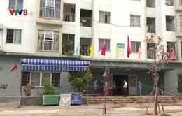 Đà Nẵng: Siết chặt phòng chống dịch tại các khu chung cư