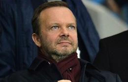 Manchester United chuẩn bị công bố giám đốc điều hành mới