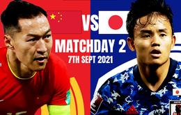 ĐT Trung Quốc – ĐT Nhật Bản: Trận đấu quyết định!   22h00 ngày 7/9 trực tiếp trên VTV5, VTV6 và ứng dụng VTVGo