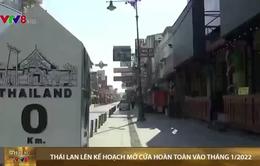 Thái Lan lên kế hoạch mở cửa trở lại