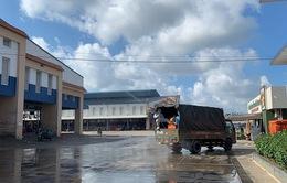TP Hồ Chí Minh mở lại một phần chợ đầu mối Bình Điền