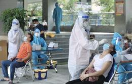 Số ca mắc mới, tử vong do COVID-19 tại TP Hồ Chí Minh giảm rõ rệt