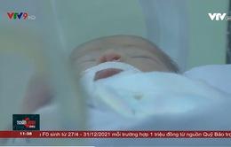 Nhiều trẻ sinh non do mẹ mắc Covid -19