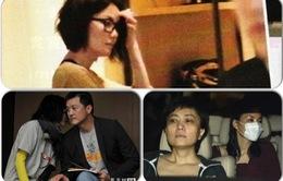 Vương Phi và Lý Á Bằng vẫn mặn nồng sau ly hôn
