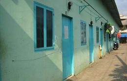 TP.HCM: Bán điện giá chuẩn tại khu nhà trọ công nhân