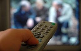Tivi là đồ dùng gia đình phổ biến nhất