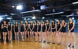 Vietnam's Next Top Model: Thử thách Salsa