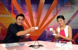 MC Trung Nghĩa kể chuyện Cà phê sáng với VTV3