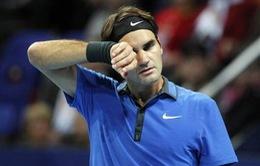 Hướng tới London, Federer bỏ qua Paris Master