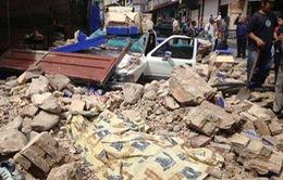 Guatemala ban bố tình trạng thảm họa động đất