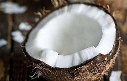 Dầu dừa - Mỹ phẩm tốt mà rẻ