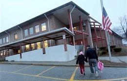 Trường học ở thị trấn Newtown mở cửa trở lại