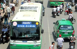Từ 1/1/2013, TP.HCM tăng giá vé xe buýt