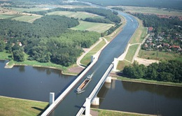 3 cây cầu đường thủy ấn tượng nhất trên thế giới