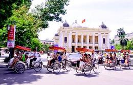 Thí sinh VN Next Top Model khám phá thủ đô Hà Nội