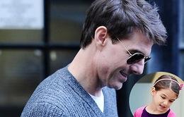 Tom Cruise sẽ không được gặp Suri trong 3 tháng