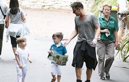 Ricky Martin muốn có thật nhiều con