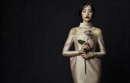 Kwak Ji Young đẹp ngỡ ngàng trong BST của NTK Phương My