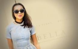 Ngó style thời trang cực chất của ca sỹ Nguyệt Anh