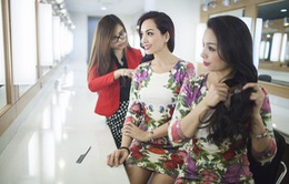 Thúy Hằng - Thúy Hạnh làm MC chương trình Làm đẹp trên VTVcab