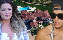 Bán biệt thự cho em gái Kim, Justin Bieber lãi to