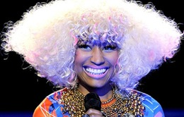 Nicki Minaj lăng xê  thời trang tóc kinh dị