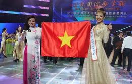 Trần Thị Quỳnh lọt top 6 hoa hậu Quý bà Thế giới