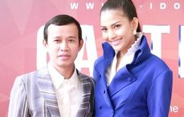 """Trương Thị May sánh vai cùng """"thầy cũ"""" casting Thần tượng thời trang"""
