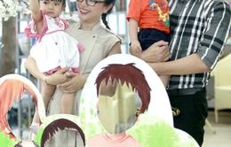 Gia đình Sao Mai Phương Anh đầm ấm bên nhau trong Ngày hội gia đình