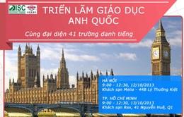 Cơ hội du học Anh quốc miễn phí tại hội thảo của ISC-UKEAS
