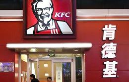 Nhiều scandal vệ sinh thực phẩm, KFC lụn bại tại Trung Quốc
