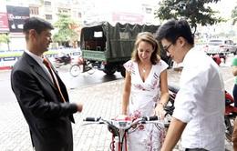 HKbike - lựa chọn hấp dẫn cho bà xã mang bầu