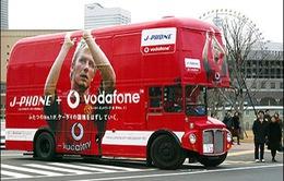 Vodafone và nghệ thuật quảng cáo bằng siêu sao David Beckham