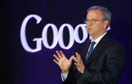 """Cuộc sống xa hoa đáng """"ghen tị"""" của Chủ tịch Google"""